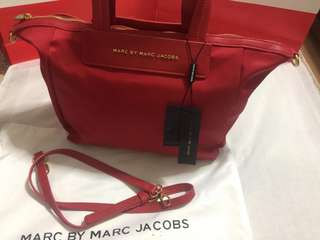 Marc Jacobs Jewel of the Nylon Crossbody Bag