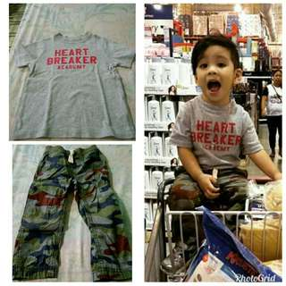 Old navy, Carter's, sets for toddlers