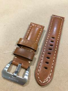 Pam Leather Strap