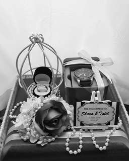 Wedding Tray /Dulang / Gubahan