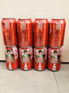 可口可樂 coke 白頭到老 天生一對 特別版 有意pm