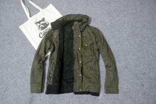 Panaspur parka jacket
