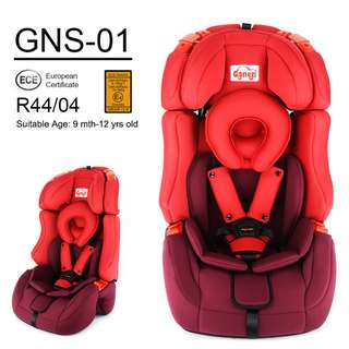 Promotion [R44/04 European Standard]Premium Car seat/Adjustable Highback/Baby safe
