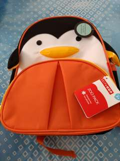 Skip Hop Picasso Penguin bag
