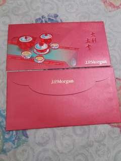 Red Packet - J.P. Morgan (8 pcs)