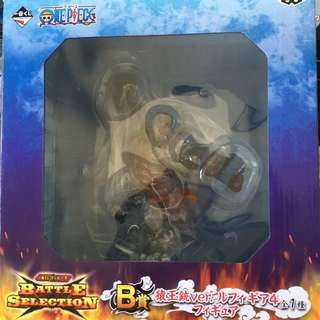 Ichiban KUJI ONE PIECE BATTLE SELECTION
