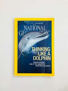 Nat Geo May 2015 Dolphins
