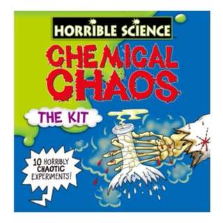 Horrible Science - Chemical Chaos (GALT Toys)