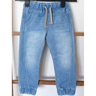 Boys' Demin Jogger Pants