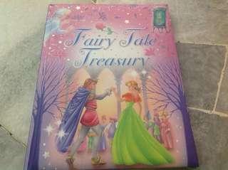 Fairy Tales Treasury(hardcover)