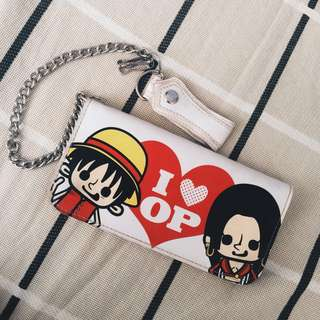 One Piece Panson Works Wallet