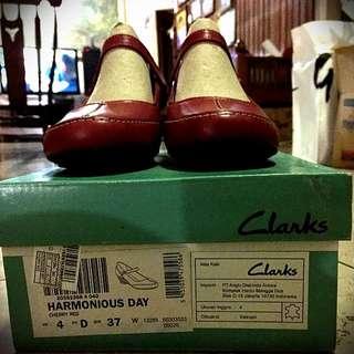 Sepatu Clarks Wanita Harmonious Day 37