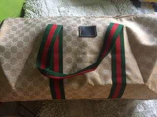Gucci Travelling Bag