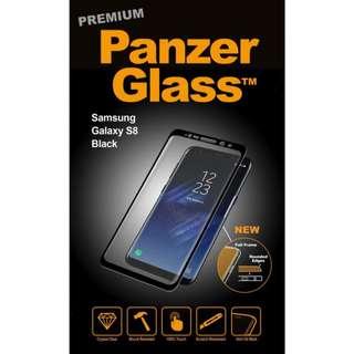 PanzerGlass Samsung S8/S8 Plus PREMIUM 卓越全覆蓋系列防爆玻璃貼