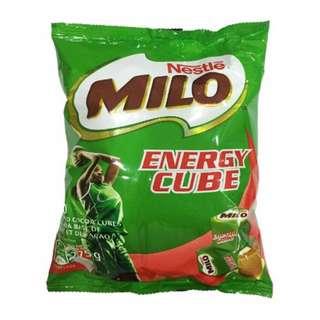 泰國代購  美祿milo energy cube方塊粒