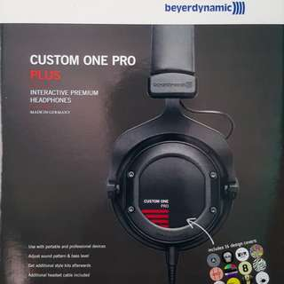 BNEW Beyerdynamic Custom One Pro