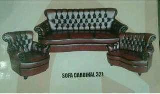 Sofa Cardinal 321 Bisa Kredit Promo Dp 0%