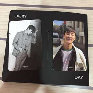 WTT Winner Everyday Night Version Photocard