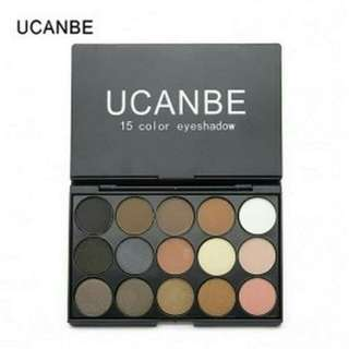UCANBE eye shadow pallete