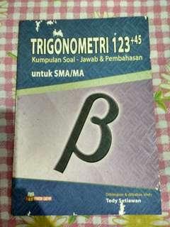 Trigonometri 123+45 : Kumpulan Soal Jawab & Pembahasan