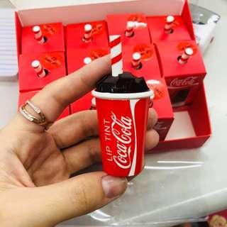 Coca cola liptin