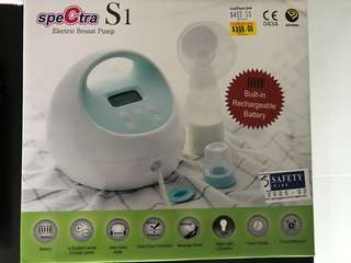 Spectra S1 Double Breast Pump