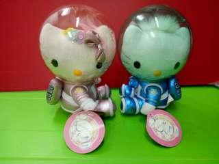 Hello Kitty & Mr Daniel Space Millennium Wedding