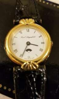 超新超靚Karl Lagerfeld(CHANEL設計師)石英手錶