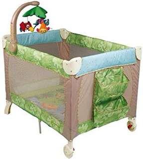Fisher-Price Rainforest Playpen