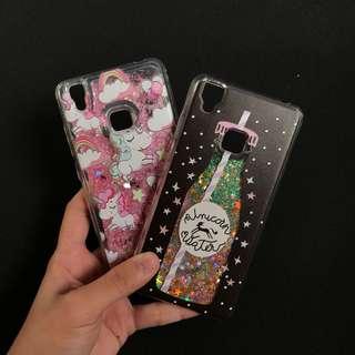 Vivo V3 Glitter Cases (2 for 400)