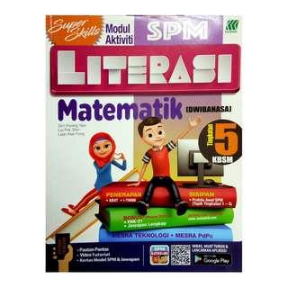 Super Skills Literasi SPM Mathematic (Dwibahasa) Ting 5