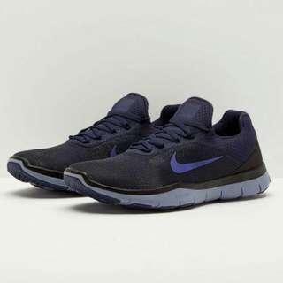 Sepatu Running Nike Free Trainer V7 Collage Navy Original Bnib