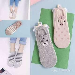 Animal foot socks