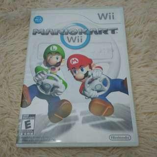 Mario Kart Wii (incl. Steering wheel)