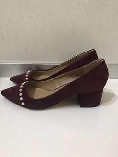 Cosmoparis 紅色高跟鞋👠 Red High Heels