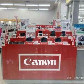 Canon Camera Bisa Pake Dp Rendah