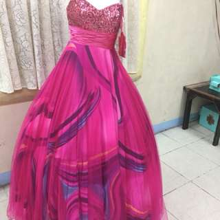 Long gown For sale Brandnew