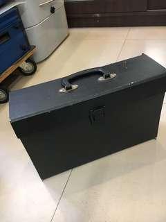 風琴式交件收納手提箱