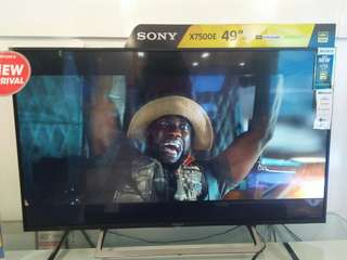 Led Tv Sony 49Inch
