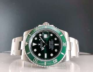 Brand new Rolex submariner 116610LV