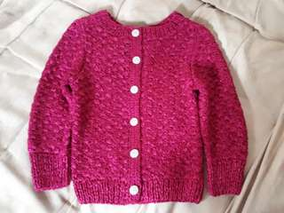 Chanel Knitted Cardigan ( Open Barter )