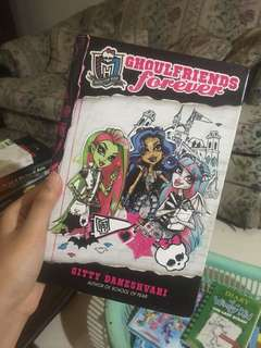 Ghoulfriends Forever - Monster High