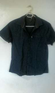 MEMO Short sleeve Button Down, never used