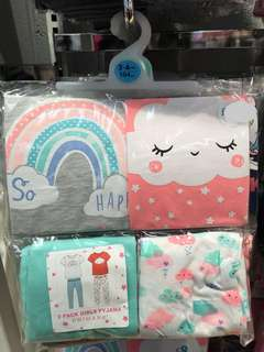 [preorder-april] Primark girls (2-8y) pyjamas