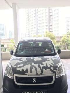 Peugeot Partner (auto)