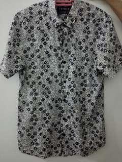 Topman shirt floral