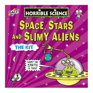 Horrible Science - Space, Stars and Slimy Aliens (GALT Toys)