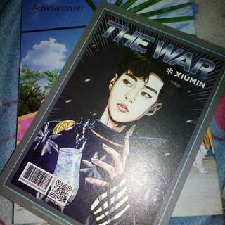 EXO THE WAR - KOKOBOP ALBUM REG A KOR