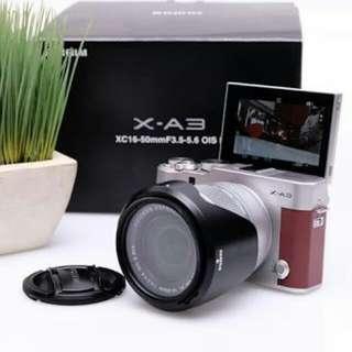 Fujifilm x-a3 bisa Di cicil