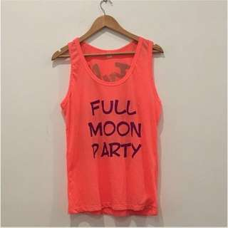 Full Moon Party Top